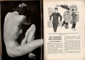 Stan Terry cartoonin London Opinion 1939 December p25
