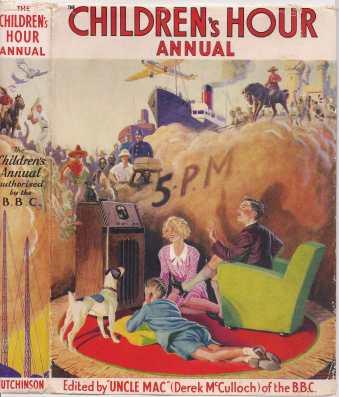Children's Hour Annual 1937