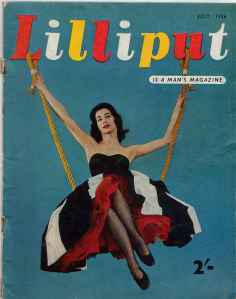 Lilliput July 1956