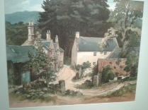 Northumberland Hamlet by Thelwell