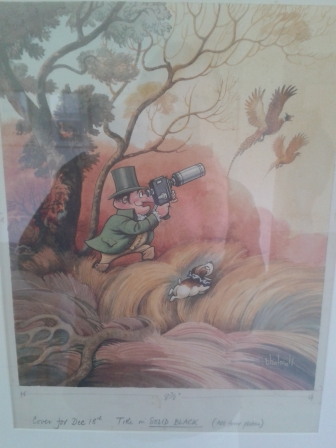 The Pheasant Shoot - cover for Punch