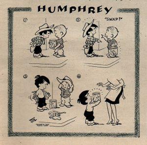 Humphrey strip