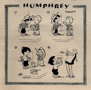 Humphrey strip